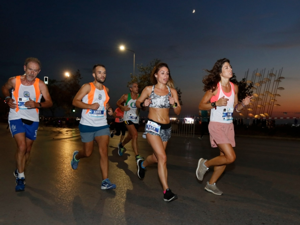 Night Half Marathon